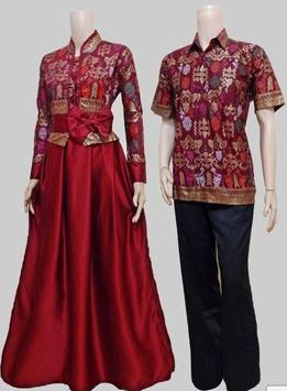 Batik Ideas Couples apk screenshot