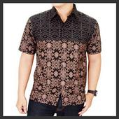 Batik Shirt Men icon
