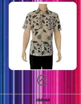 Batik Shirt Men cho Android - Tải về APK