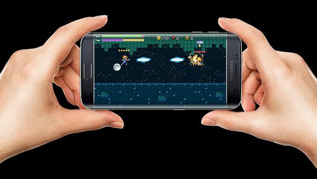 Battel Saiyan: For Goku Super Vegeta apk screenshot