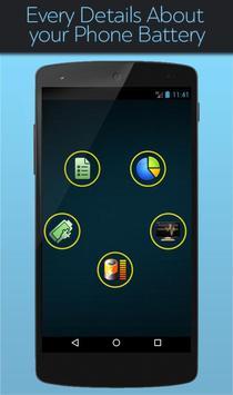 Battery Doctor Saver (bateria) screenshot 1