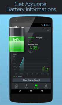 Battery Doctor Saver (bateria) screenshot 2