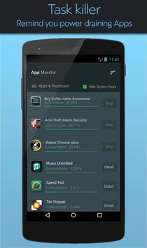 Battery Doctor Saver (bateria) screenshot 3