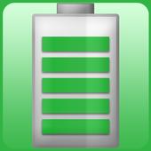 widget for battery status icon