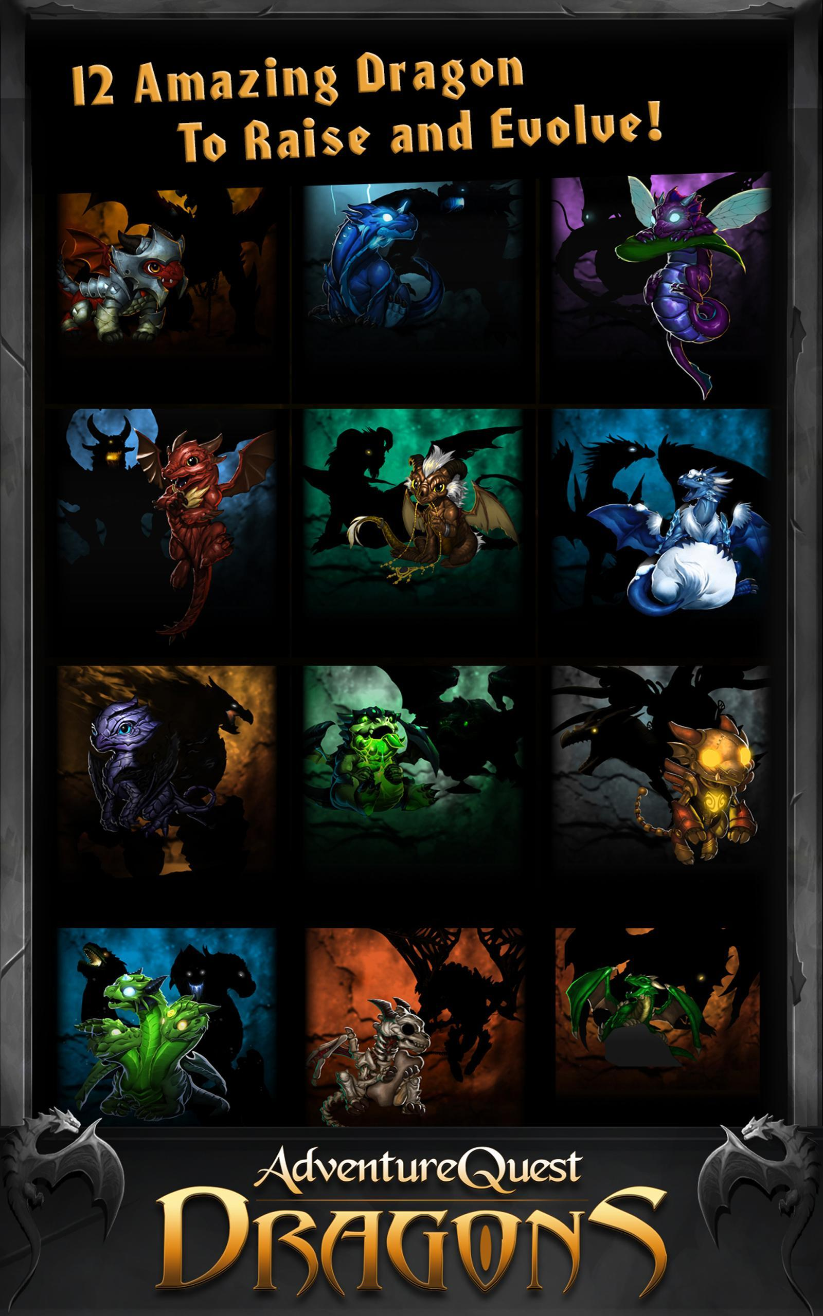 AdventureQuest Dragons for Android - APK Download