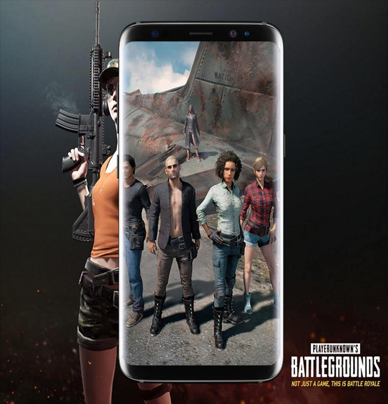 PUBG Wallpaper 4K For Android