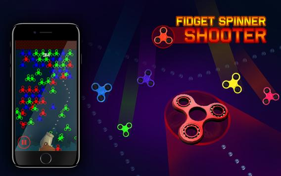 Fidget Spinner Shooter screenshot 2
