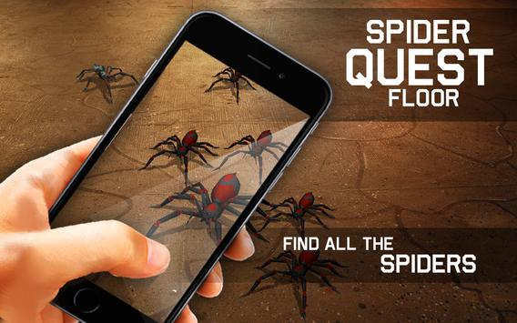 Insect Spider Quest Floor apk screenshot
