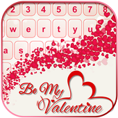 Be My Valentine Keyboard Love Themes icon