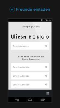 Wiesn Bingo screenshot 3