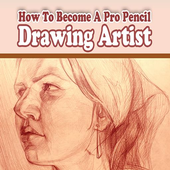 Become a Pencil Drawing Artist icon