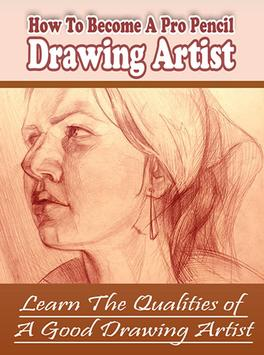 Become a Pencil Drawing Artist apk screenshot