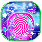 Lock Screen – Fingerprint Joke icon