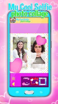 My Cool Selfie Photo Collage apk screenshot