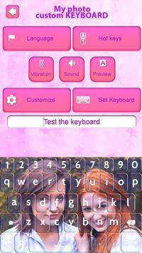My Photo - Custom Keyboard screenshot 3