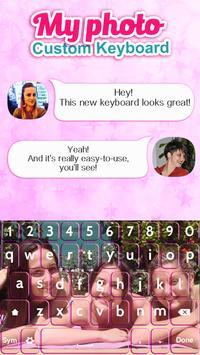 My Photo - Custom Keyboard screenshot 4