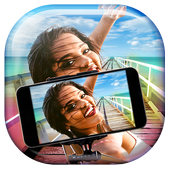 😎 My Selfie Camera Photo Effects 😎 icon