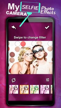 😎 My Selfie Camera Photo Effects 😎 poster