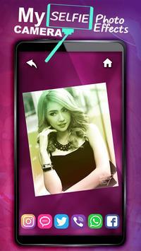 😎 My Selfie Camera Photo Effects 😎 apk screenshot
