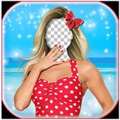 Beach Fashion Photo Editor icon