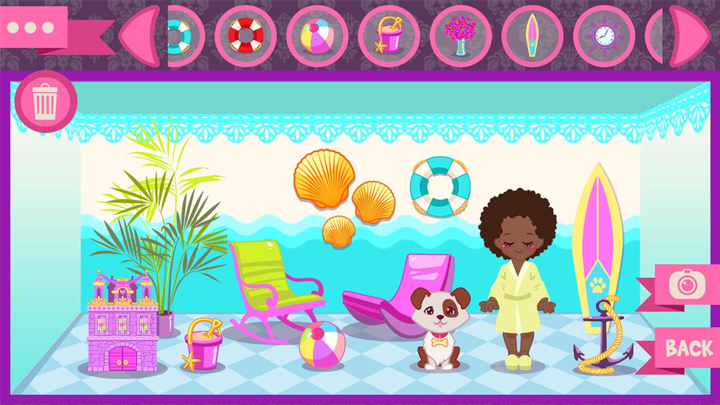 beach house decorating games apk download free casual game for