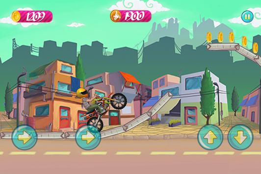 Beach Bike Stunt Rider 2017 screenshot 2