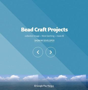 Bead Craft Projects poster