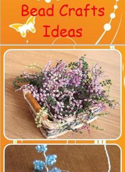 Bead Crafts Ideas poster