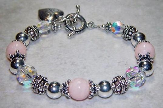 Beads Bracelet Design poster