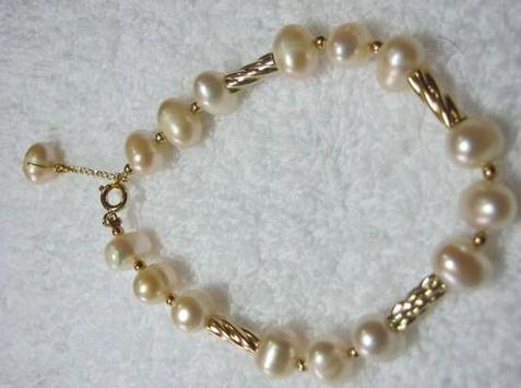 Beads Bracelet Design apk screenshot