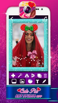 Cute Photo Studio App apk screenshot