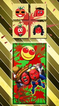 La Tomatina Photo Cards apk screenshot