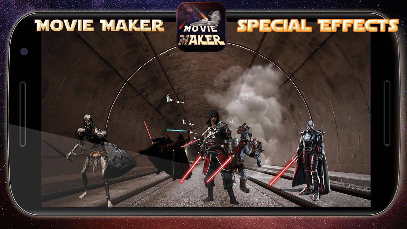 Free movie maker special effects