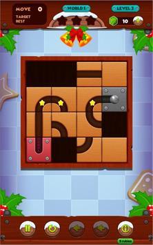 Unlock and Ball : Christmas Party screenshot 2