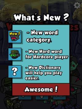 Word Zombie screenshot 16
