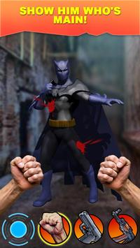 Beat and Shoot Bat Hero poster