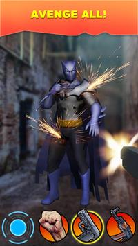 Beat and Shoot Bat Hero screenshot 2