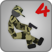 Stickman Backflip Killer 4 icon