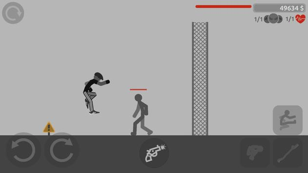 Stickman Backflip Killer 4 screenshot 7