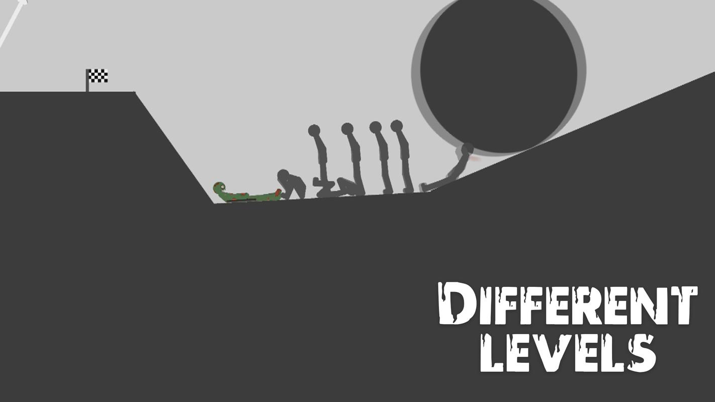 Stickman Backflip Killer 3 apk screenshot