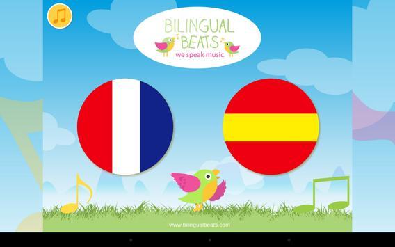 Bilingual Beats Lite screenshot 3