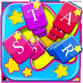 Cute Star Keyboard Designs icon