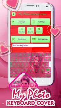 My Photo Keyboard Cover screenshot 4