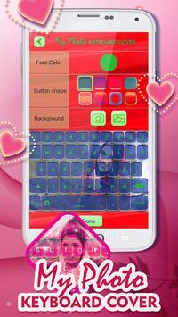 My Photo Keyboard Cover screenshot 5