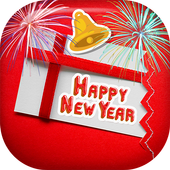 New Year's Eve Greeting Cards icon