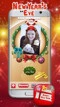 New Year's Eve Greeting Cards screenshot 3
