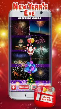 New Year's Eve Greeting Cards screenshot 4