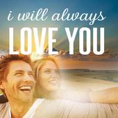 Beautiful Phrases of Love Photo Editor icon