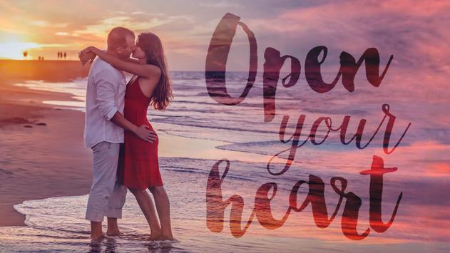 Beautiful Phrases of Love Photo Editor apk screenshot
