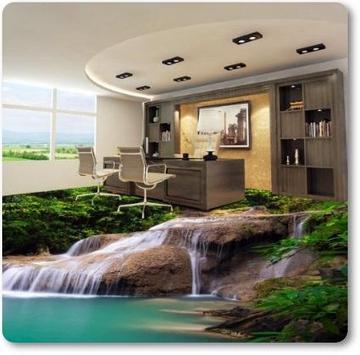 Beautiful 3D Flooring Designs Ideas screenshot 5